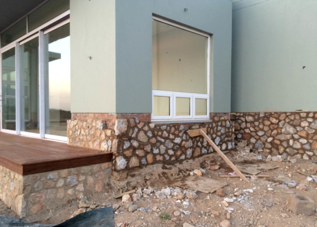 Stone Cladding_Construction