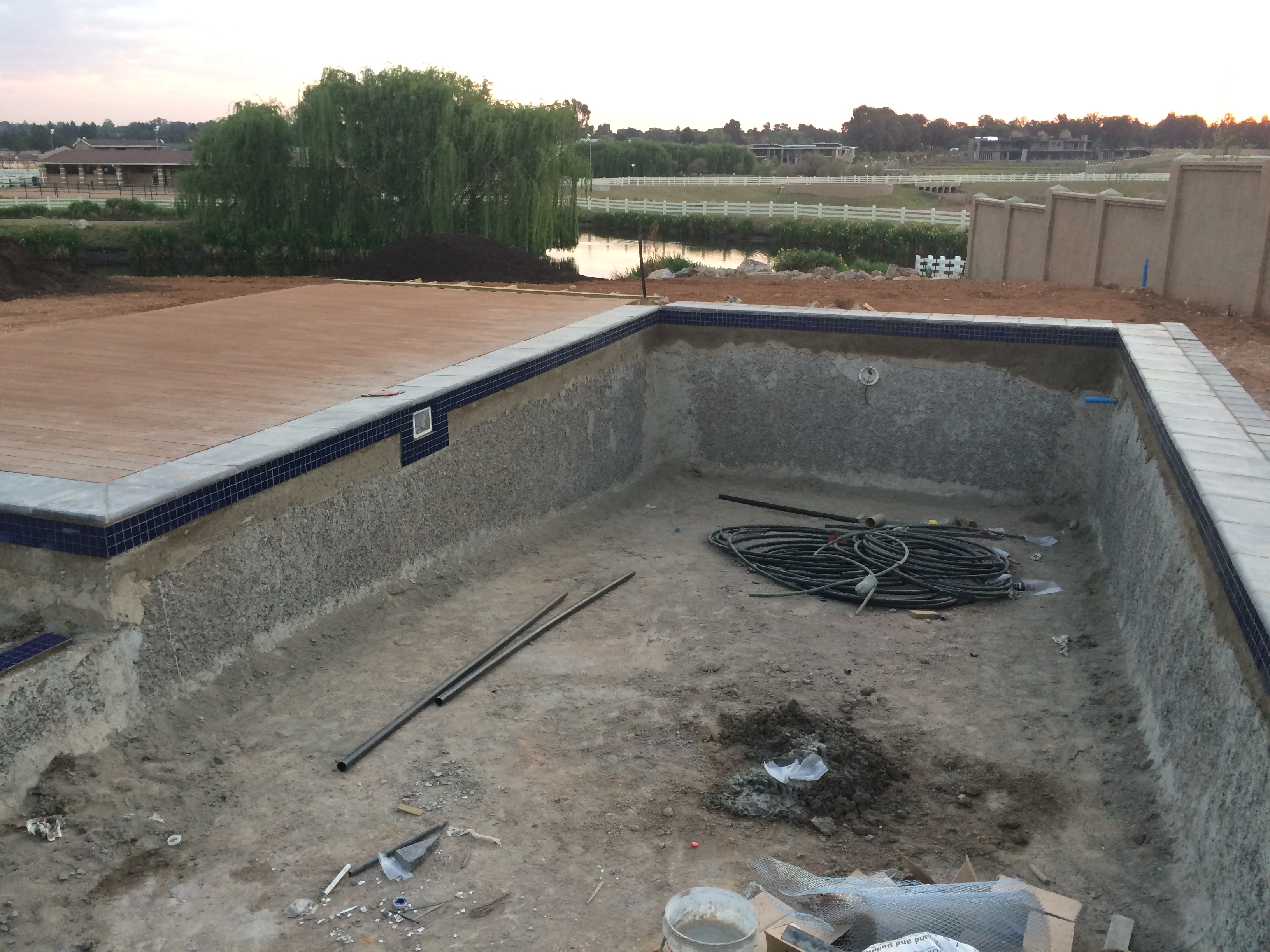 Swimming pool_Construction