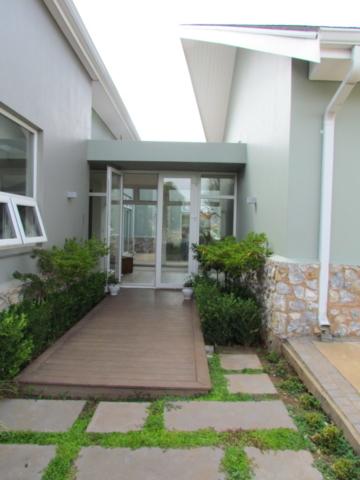 Front Entrance deck