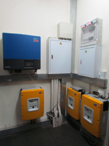 Solar Energy_Inverters and DB Boards