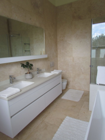 Travertine natural limestone tiles