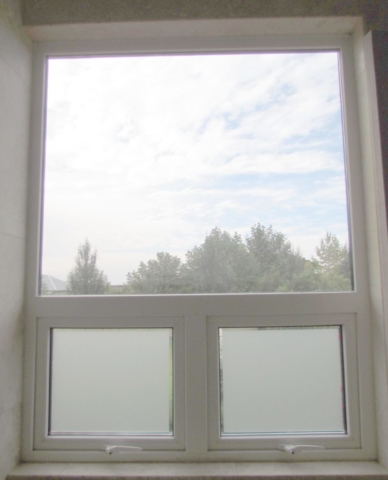 Double Glazed Low-E Glass Windows