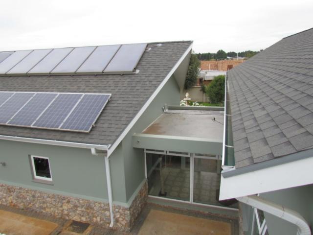 Shingle Styled Roof