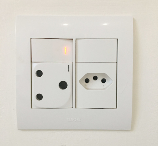 Wall Electrical Socket