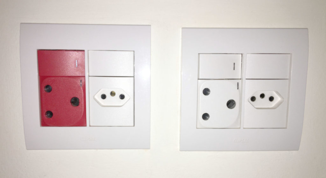 Wall Emergency Always-On Electrical Socket